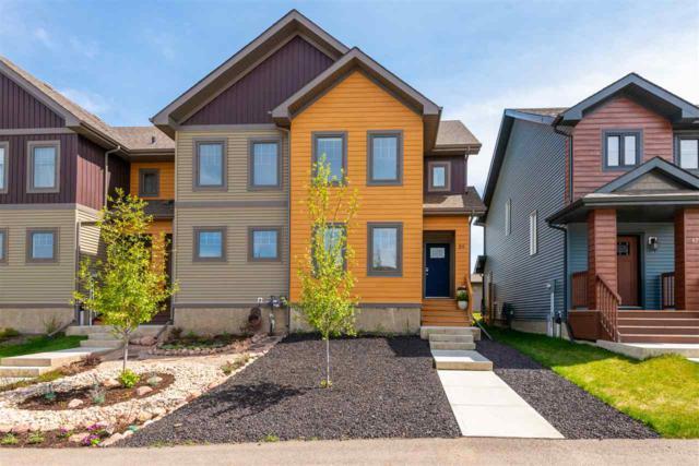 84 Tonewood Boulevard, Spruce Grove, AB T7X 0W4 (#E4157770) :: David St. Jean Real Estate Group