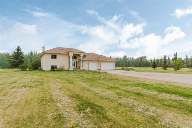 51108 Rge Rd 242 A Sw SW, Edmonton, AB T4X 0M3 (#E4157887) :: David St. Jean Real Estate Group