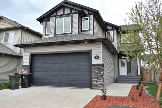 32 Harrington Bay, Spruce Grove, AB T7X 0G7 (#E4158229) :: David St. Jean Real Estate Group