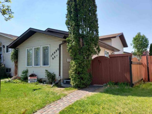 16928 95 Street, Edmonton, AB T5Z 1Z1 (#E4158500) :: David St. Jean Real Estate Group