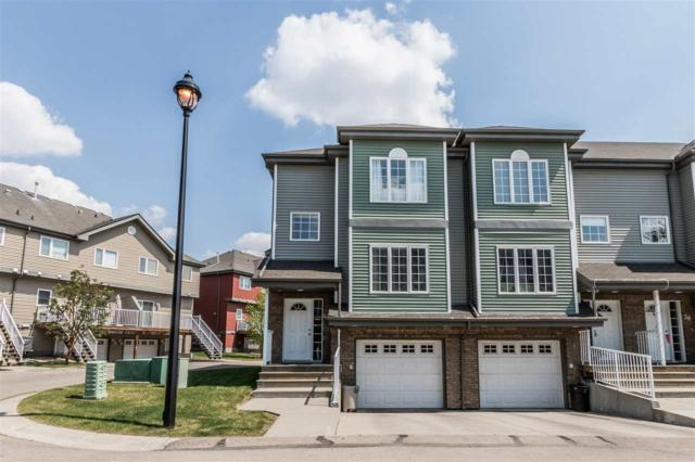 40 5102 30 Avenue, Beaumont, AB T4X 0A9 (#E4158903) :: David St. Jean Real Estate Group