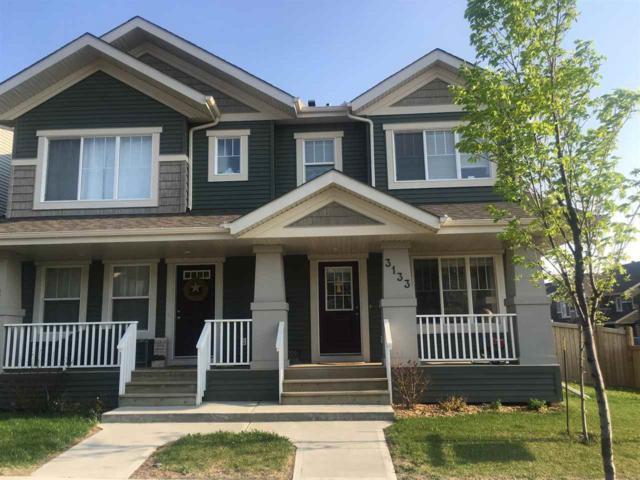 3133 Paisley Road, Edmonton, AB T6W 2W8 (#E4159155) :: David St. Jean Real Estate Group