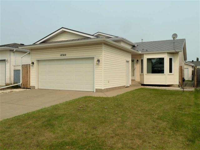18360 76A Avenue, Edmonton, AB T5T 5T6 (#E4159234) :: Mozaic Realty Group
