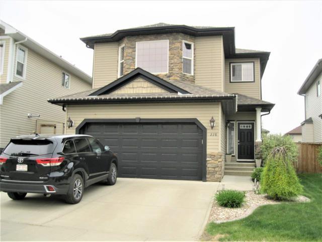 228 Harvest Ridge Drive, Spruce Grove, AB T7X 0E9 (#E4159610) :: David St. Jean Real Estate Group