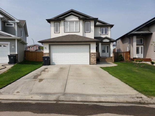 97 Landing Trails Drive, Gibbons, AB T0A 1N0 (#E4159642) :: Mozaic Realty Group