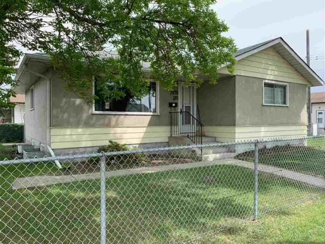 13135 120 Street, Edmonton, AB T5E 5P2 (#E4159669) :: Mozaic Realty Group
