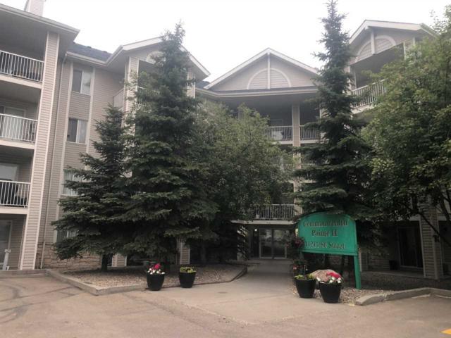 306 11214 80 Street, Edmonton, AB T5B 4X5 (#E4159736) :: David St. Jean Real Estate Group