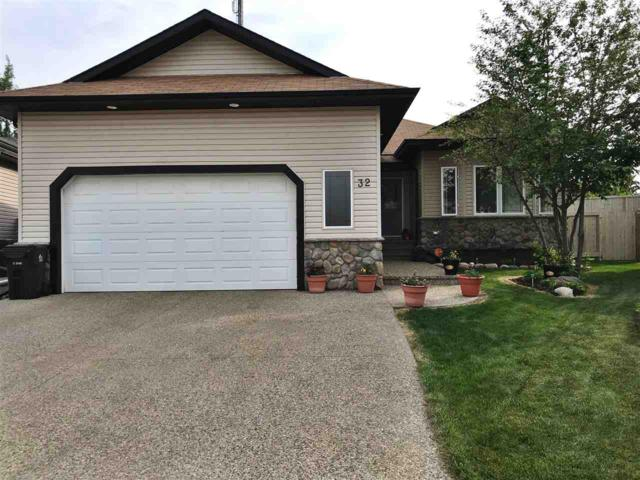 32 Lakewood Cove S, Spruce Grove, AB T7X 4B4 (#E4159802) :: Mozaic Realty Group