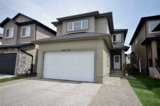 16251 137 Street, Edmonton, AB T6V 0J7 (#E4160005) :: Mozaic Realty Group