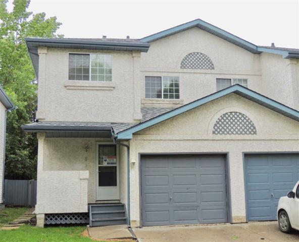 8 501 Youville Drive E, Edmonton, AB T6L 6T8 (#E4160053) :: David St. Jean Real Estate Group