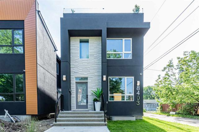 8403 77 Street, Edmonton, AB T6C 2L7 (#E4160271) :: The Foundry Real Estate Company