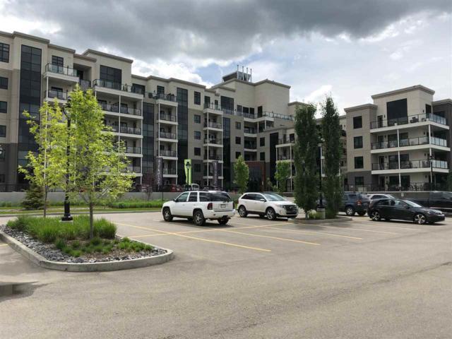 917 200 Bellerose Drive, St. Albert, AB T8N 7P7 (#E4160557) :: David St. Jean Real Estate Group