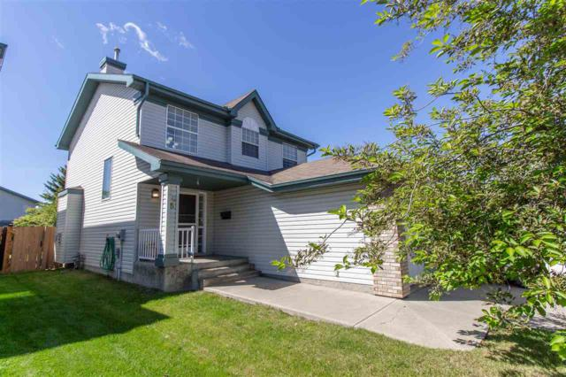 68 Delage Crescent, St. Albert, AB T8N 6J6 (#E4160621) :: Mozaic Realty Group