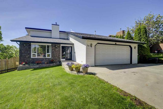 39 Lennox Drive, St. Albert, AB T8N 4L3 (#E4160747) :: Mozaic Realty Group
