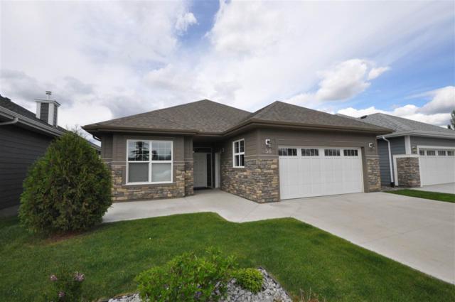 56 18343 Lessard Road, Edmonton, AB T6M 0A2 (#E4160750) :: Mozaic Realty Group