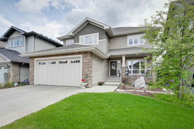 5335 Mullen Bend, Edmonton, AB T6R 0R1 (#E4160815) :: David St. Jean Real Estate Group