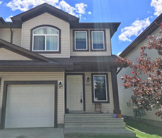 152 101 Deer Valley Drive, Leduc, AB T9E 0S3 (#E4160860) :: David St. Jean Real Estate Group