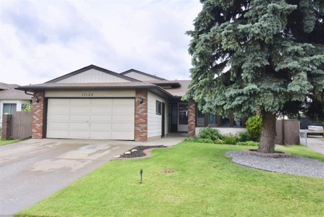 17128 94 Street, Edmonton, AB T5Z 2A4 (#E4160956) :: David St. Jean Real Estate Group