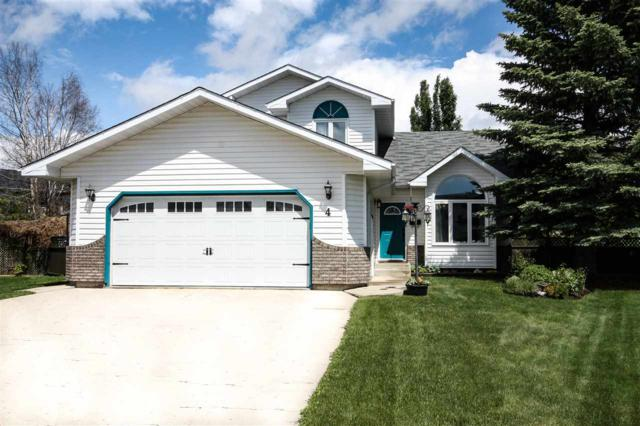 4 Heartwood Close, Stony Plain, AB T7Z 1M1 (#E4161111) :: David St. Jean Real Estate Group