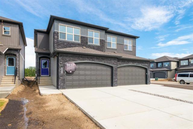 30 Gladstone Bend, Spruce Grove, AB T7X 0Z6 (#E4161359) :: David St. Jean Real Estate Group