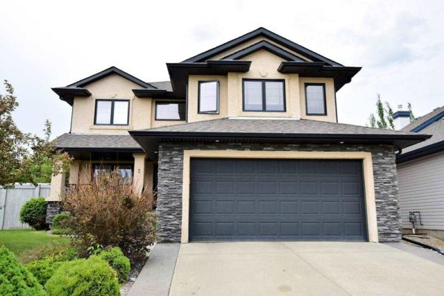2 Kingsdale Crescent, St. Albert, AB T8N 7J3 (#E4161406) :: Mozaic Realty Group