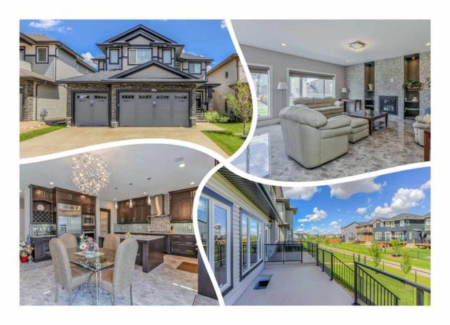 2430 Ashcraft Crescent, Edmonton, AB T6W 2M9 (#E4161771) :: David St. Jean Real Estate Group