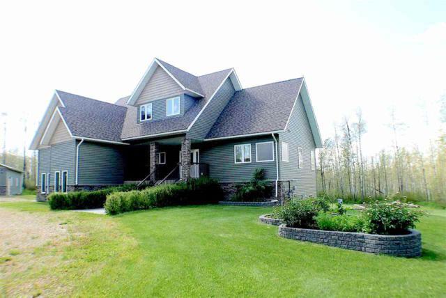 62028 Rr421, Rural Bonnyville M.D., AB T9M 1P2 (#E4162098) :: David St. Jean Real Estate Group