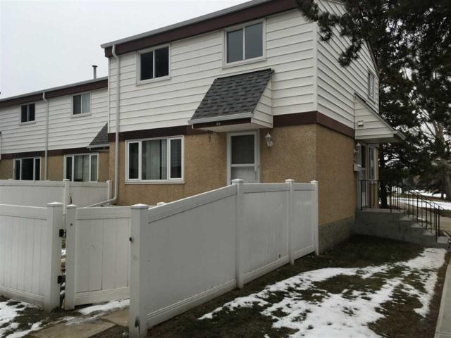 8D Twin Terrace, Edmonton, AB T6K 1V4 (#E4162196) :: David St. Jean Real Estate Group