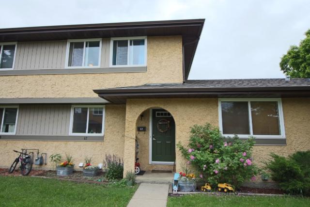 47 8930 99 Avenue, Fort Saskatchewan, AB T8L 3L1 (#E4162473) :: David St. Jean Real Estate Group