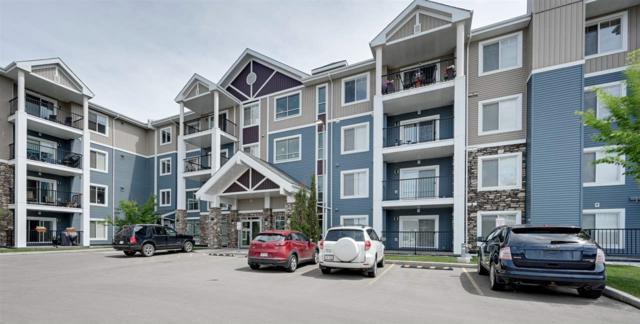 421 4008 Savaryn Drive, Edmonton, AB T6X 2E5 (#E4162806) :: David St. Jean Real Estate Group