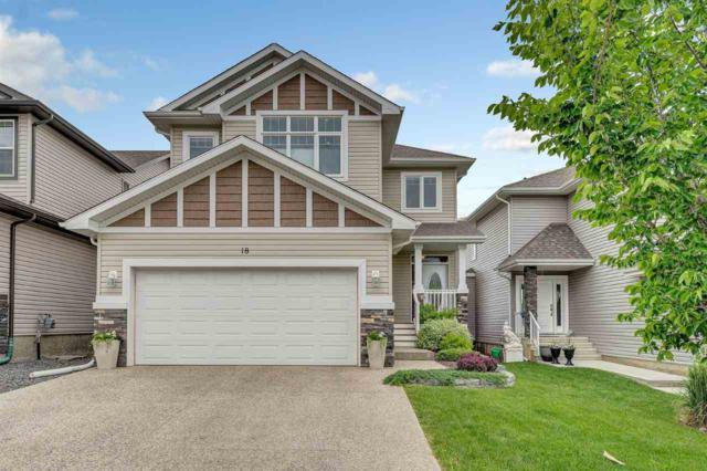 18 Whitney Terrace, Fort Saskatchewan, AB T8L 0L1 (#E4162813) :: David St. Jean Real Estate Group
