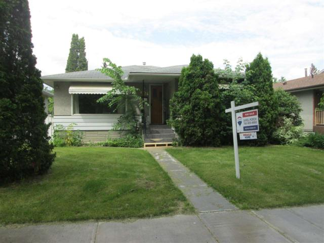8724 88 Avenue, Edmonton, AB T6C 1L6 (#E4163389) :: The Foundry Real Estate Company