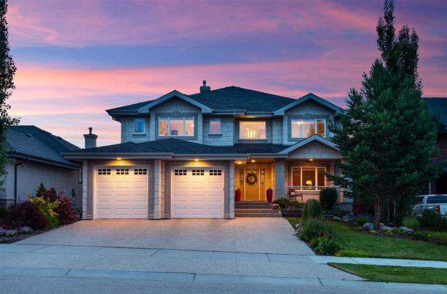 2306 Martell Lane, Edmonton, AB T6R 0C8 (#E4163875) :: David St. Jean Real Estate Group