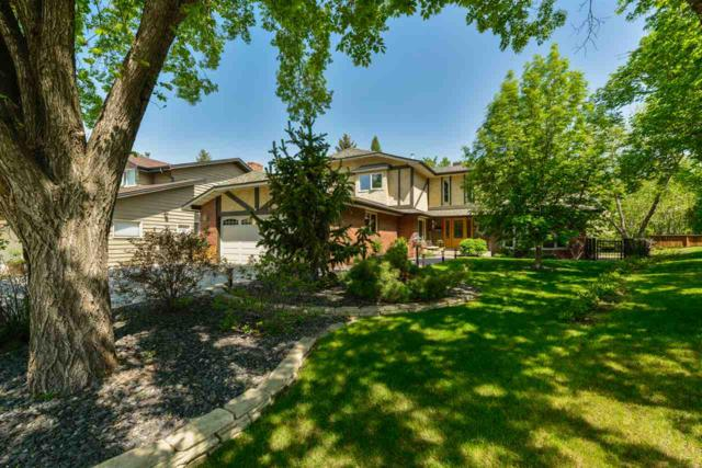 75 Woodlake Road, Sherwood Park, AB T8A 4B9 (#E4163885) :: David St. Jean Real Estate Group