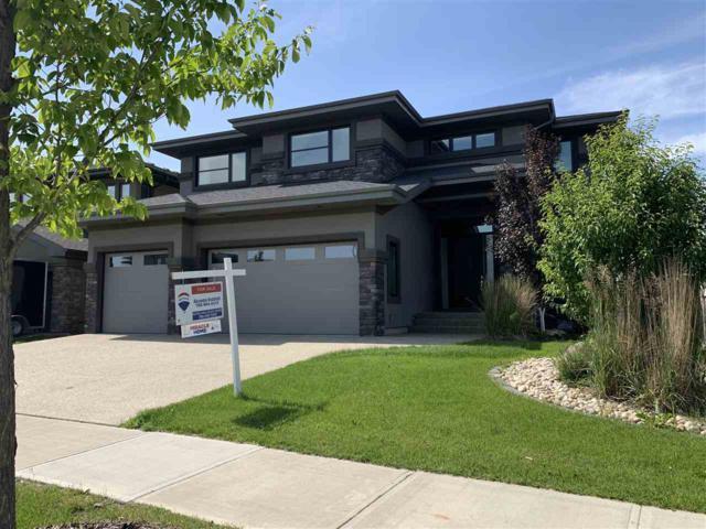 3444 Keswick Boulevard, Edmonton, AB T6W 3B3 (#E4164415) :: Mozaic Realty Group
