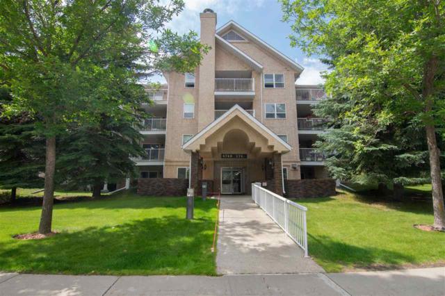206 9760 176 Street, Edmonton, AB T5T 5Z5 (#E4165825) :: David St. Jean Real Estate Group