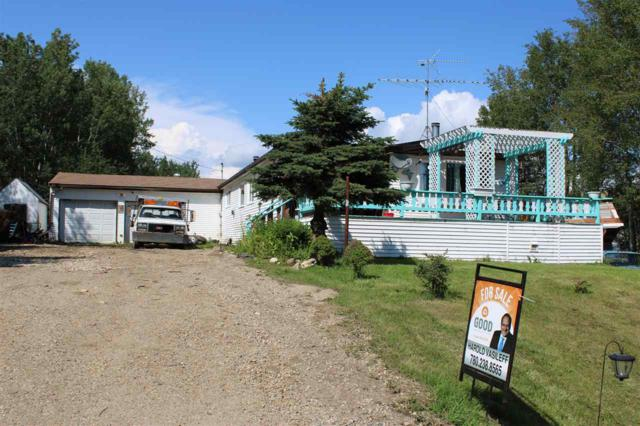 #39 Site 11, Rural Lac Ste. Anne County, AB T0E 1A0 (#E4165829) :: RE/MAX River City