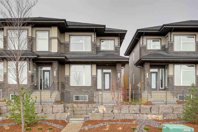 165 Hays Ridge Boulevard, Edmonton, AB T6W 4G6 (#E4165857) :: The Foundry Real Estate Company
