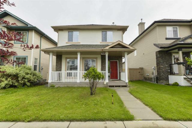 9118 Scott Crescent, Edmonton, AB T6R 0E5 (#E4165862) :: Mozaic Realty Group