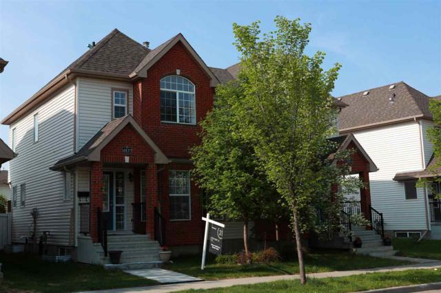 4837 Terwillegar Common, Edmonton, AB T6R 0A8 (#E4166277) :: David St. Jean Real Estate Group