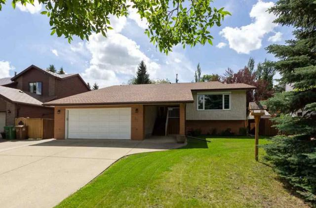 92 Pembroke Crescent, St. Albert, AB T8N 4S5 (#E4166415) :: David St. Jean Real Estate Group