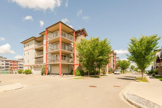 306 1619 James Mowatt Trail, Edmonton, AB T6W 0J6 (#E4166615) :: Jenn McPhillamey | YEGPro Realty