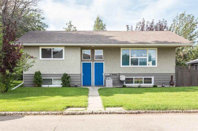 8208 123 Avenue, Edmonton, AB T5B 1B6 (#E4167654) :: David St. Jean Real Estate Group