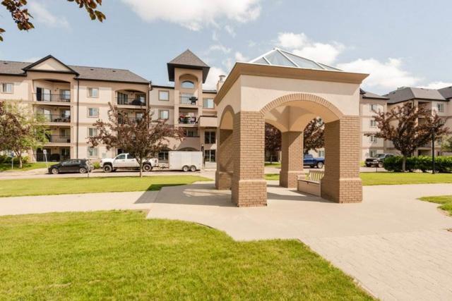 315 13005 140 Avenue, Edmonton, AB T6V 1X1 (#E4168239) :: David St. Jean Real Estate Group