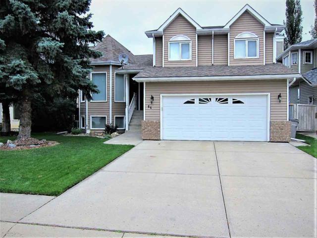 64 Highridge Way, Stony Plain, AB T7Z 1M2 (#E4168735) :: The Foundry Real Estate Company