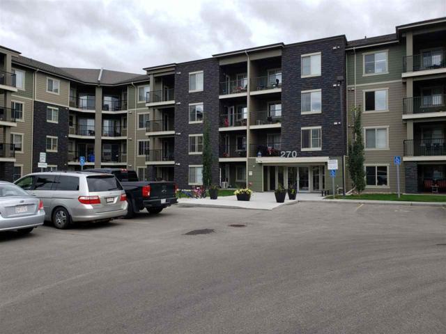 303 270 Mcconachie Drive NW, Edmonton, AB T5Y 3N4 (#E4169233) :: Müve Team   RE/MAX Elite