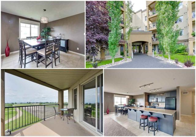 320 400 Palisades Way, Sherwood Park, AB T8H 0H4 (#E4169276) :: The Foundry Real Estate Company