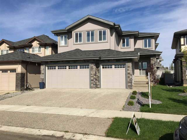 3153 Cameron Heights Way, Edmonton, AB T6M 0C9 (#E4169328) :: The Foundry Real Estate Company