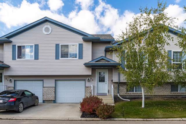 24 6506 47 Street, Cold Lake, AB T9M 0C5 (#E4171254) :: Initia Real Estate