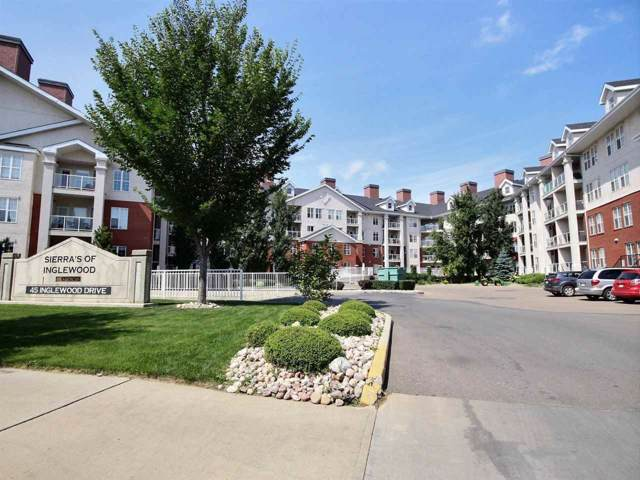 230 45 Inglewood Drive, St. Albert, AB T8N 0B6 (#E4171316) :: The Foundry Real Estate Company